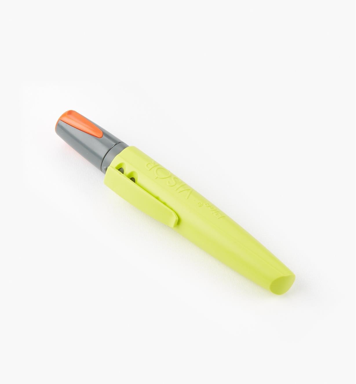 25K0474 - Marqueur effaçable à sec Pica-Visor, orange, l'unité