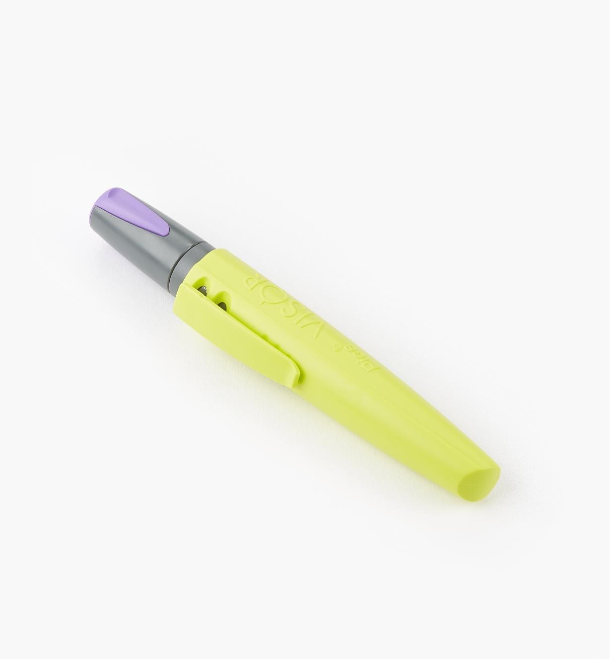 25K0475 - Marqueur effaçable à sec Pica-Visor, violet, l'unité