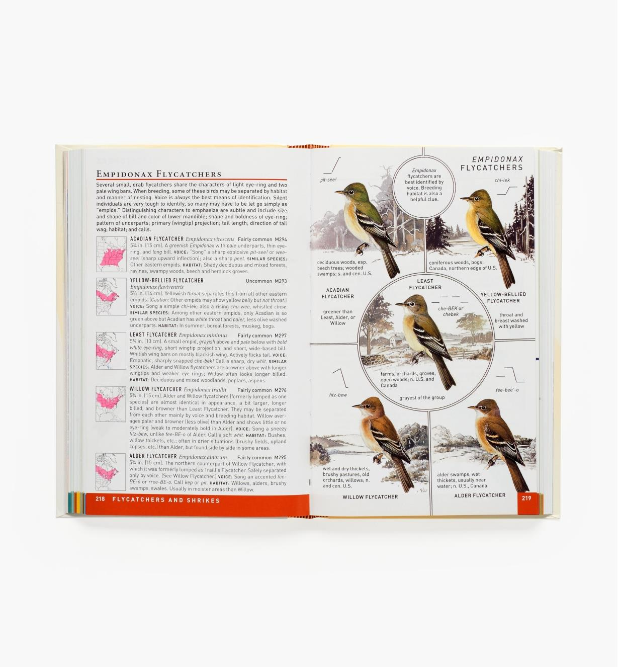 LA191 - Peterson Field Guide, Eastern/Central Birds, 2010