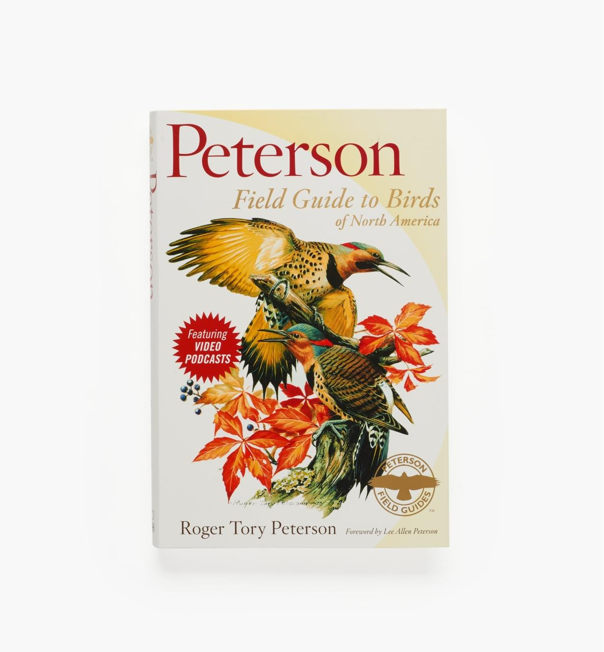 LA198 - Peterson Field Guide, Birds of North America, 2008