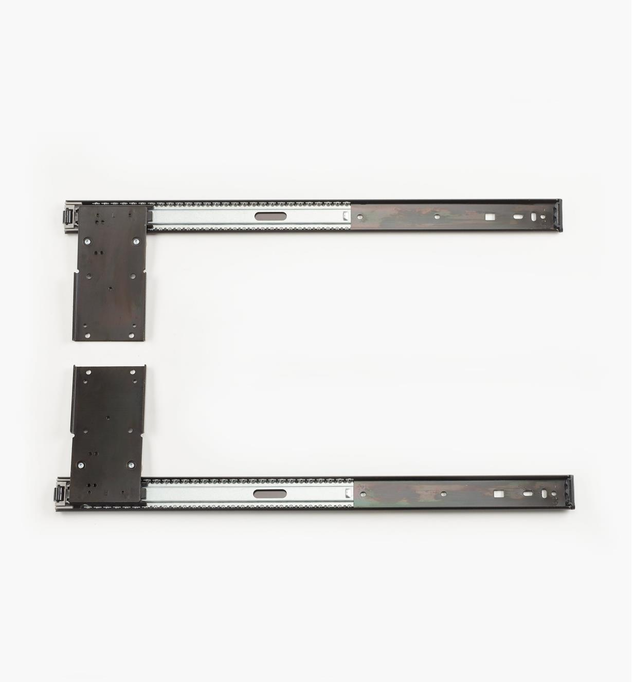 "02K4120 - 20"" Pocket Door Slides, pair"
