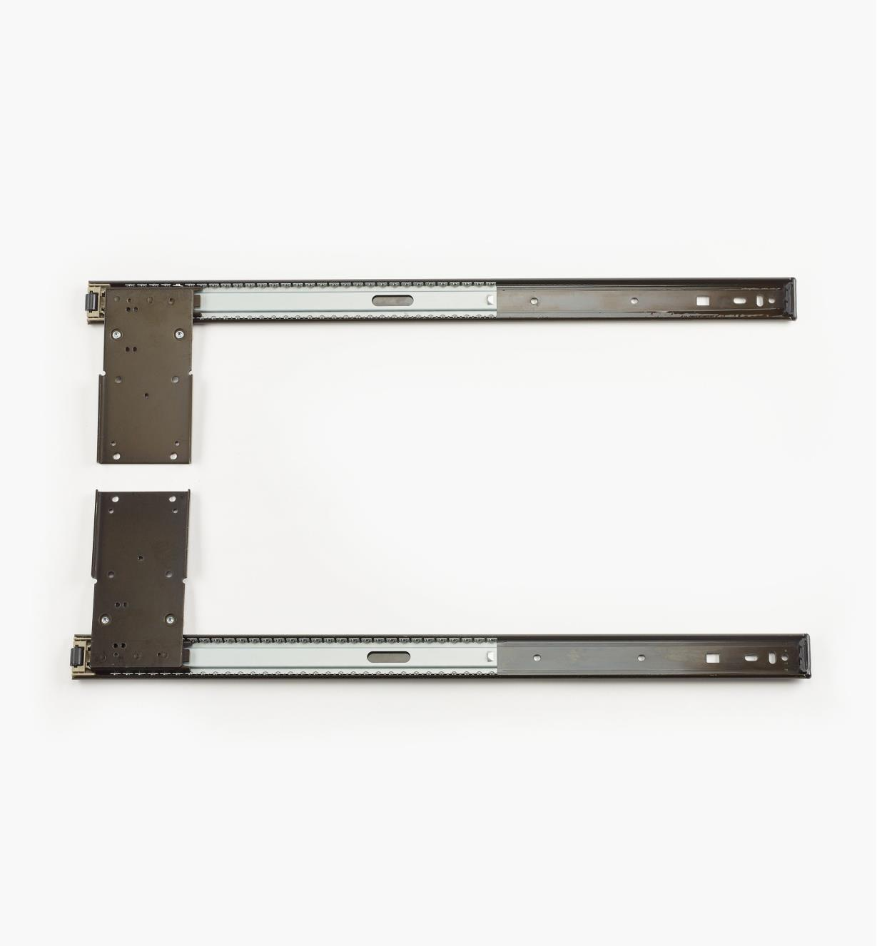 "02K4122 - 22"" Pocket Door Slides, pair"