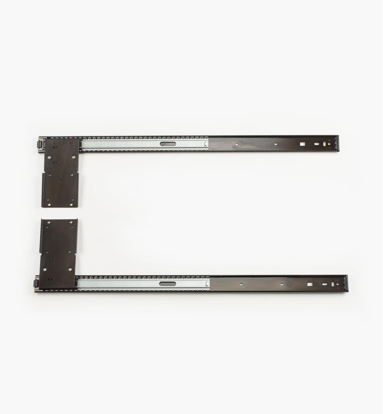 "02K4124 - 24"" Pocket Door Slides, pair"