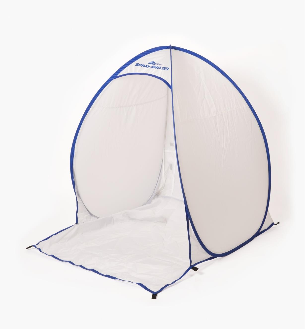 "03K0310 - Small Portable Spray Shelter (35"" x 30"" x 39"")"