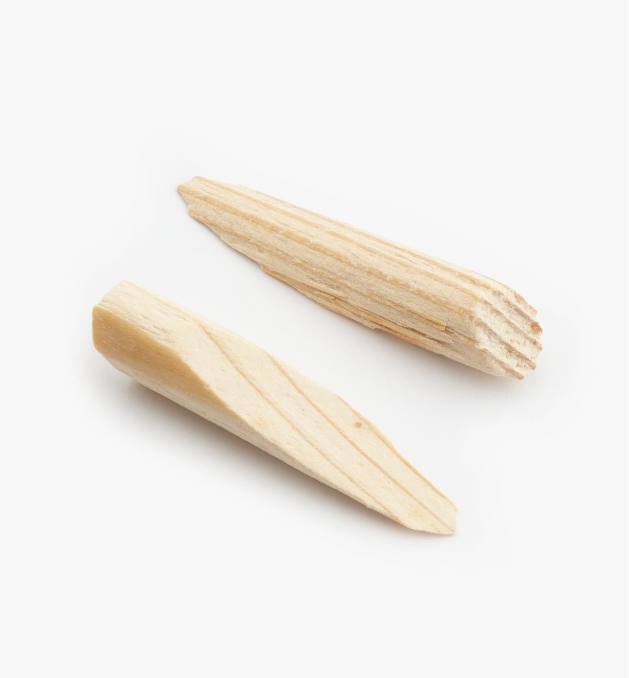 25K6022 - Bouchons en pin, le paquet de 50