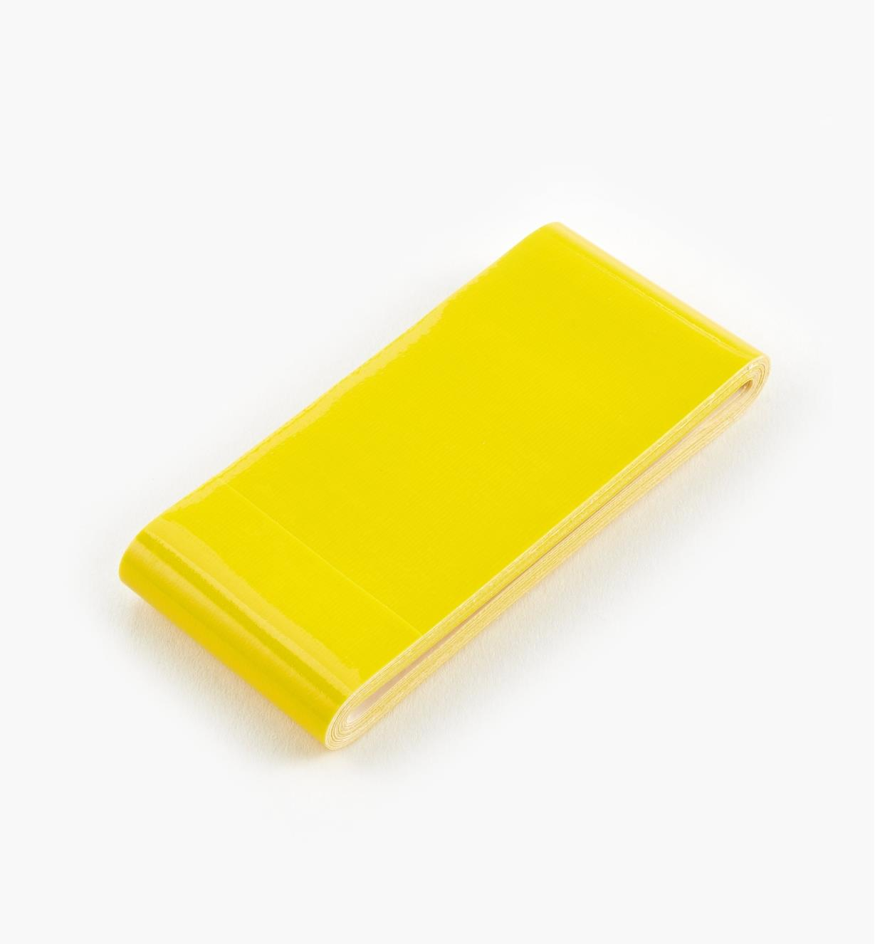 25U0625Y - Yellow Pocket Duct Tape, 5 yd.