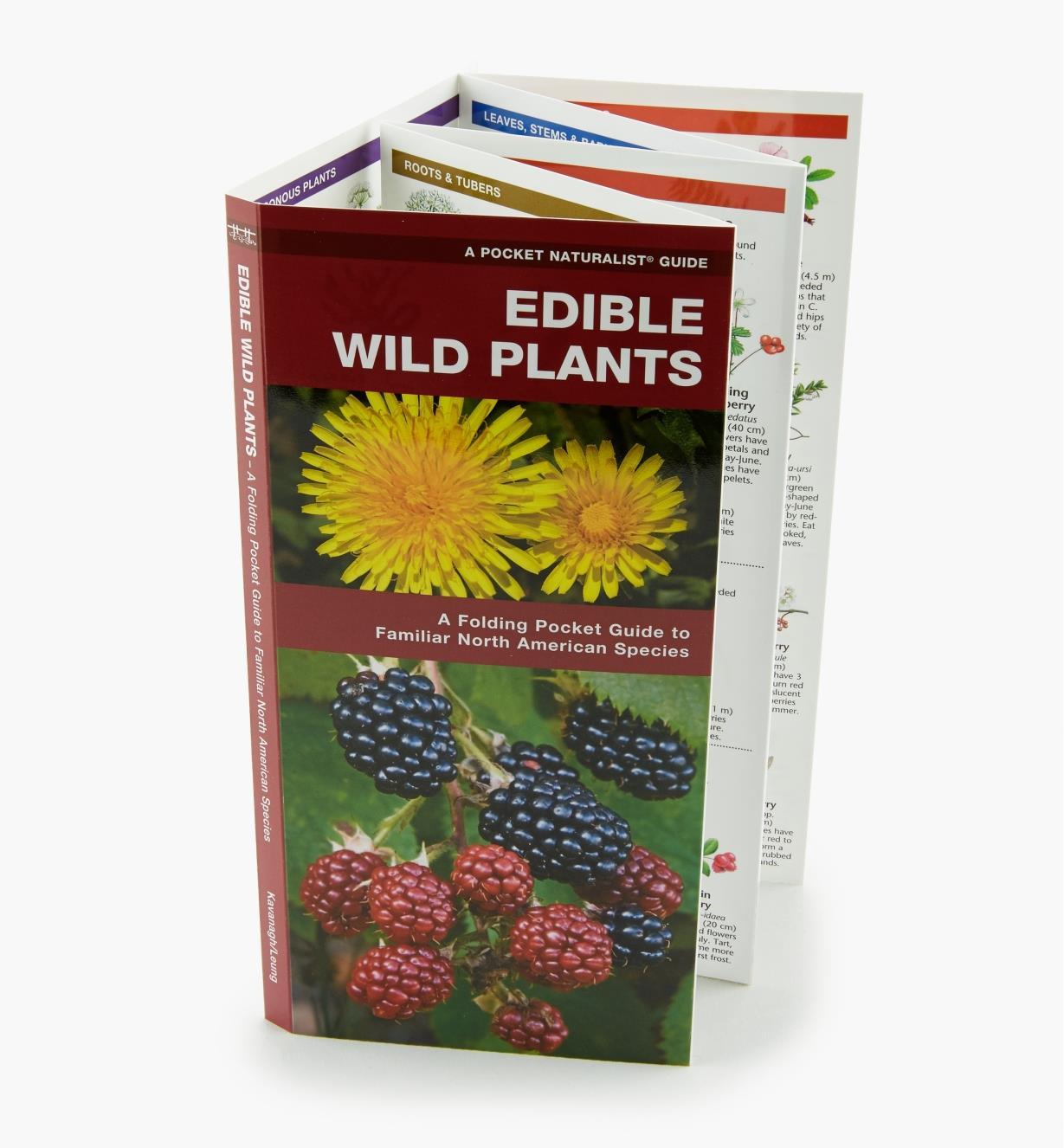 LA257 - Edible Wild Plants Pocket Guide