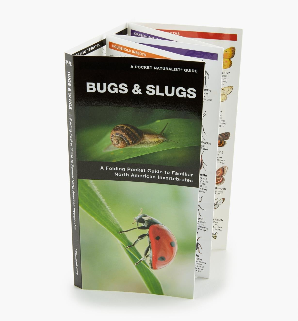 LA258 - Bugs & Slugs Pocket Guide
