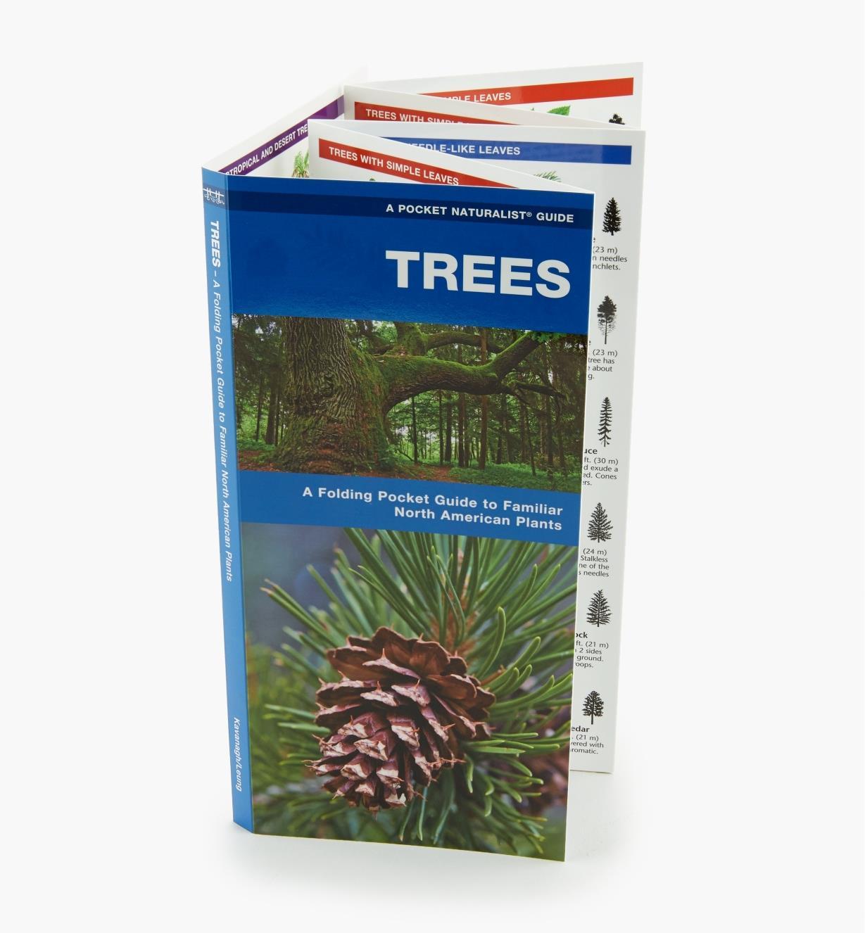 LA259 - Trees Pocket Guide