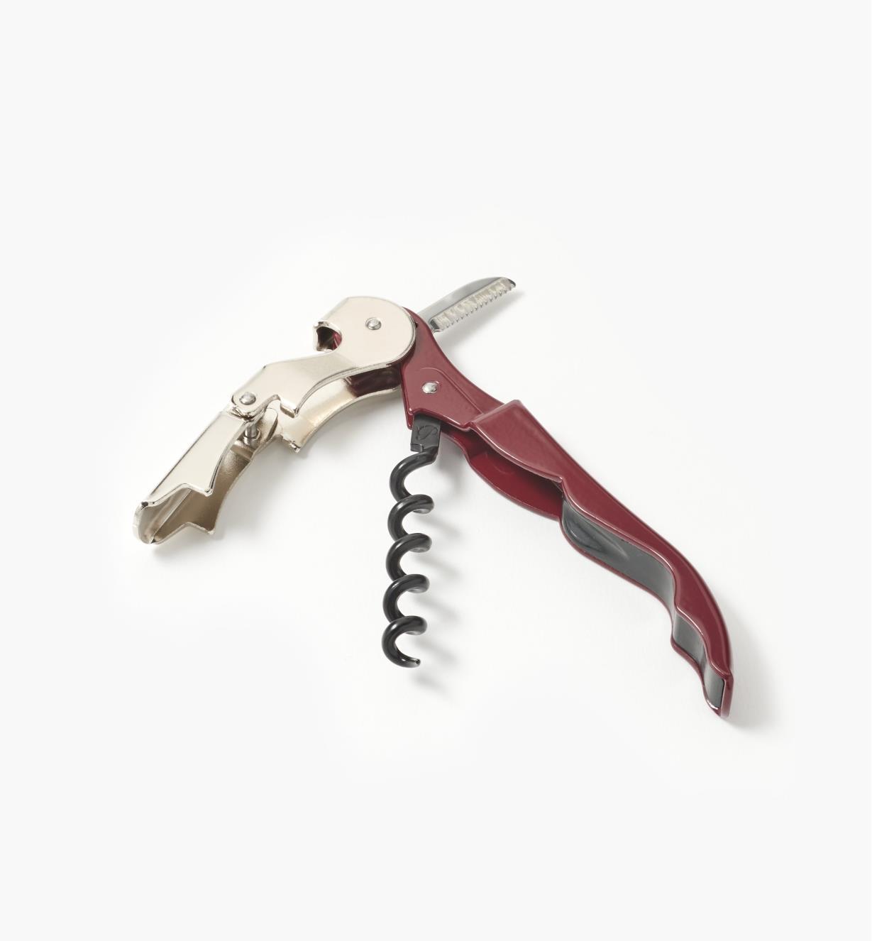 09A0335 - Pulltap Double-Lever Corkscrew