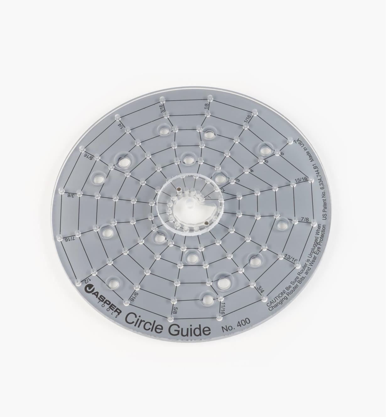 46J9103 - Guide de coupe circulaire de précision