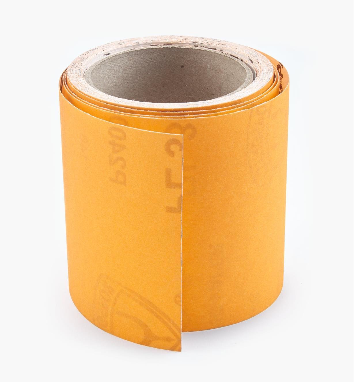 68Z24010 - Rouleau de 30pi, grain 240