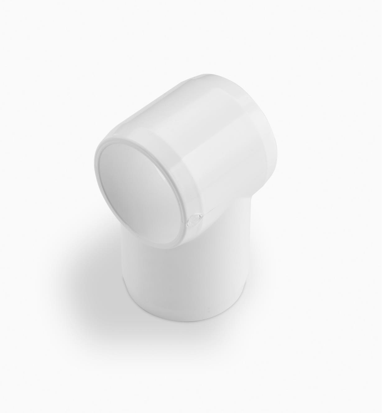 "EA263 - 1/2"" Slip-T PVC Connector, each"