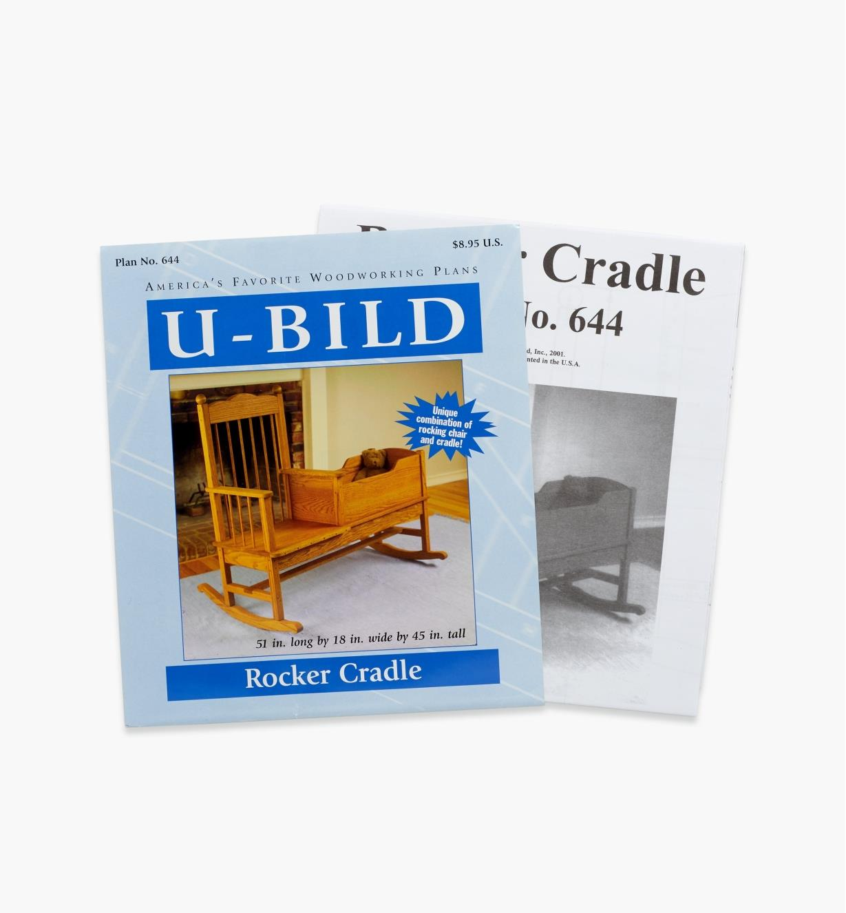 11L0261 - Rocker Cradle Plan
