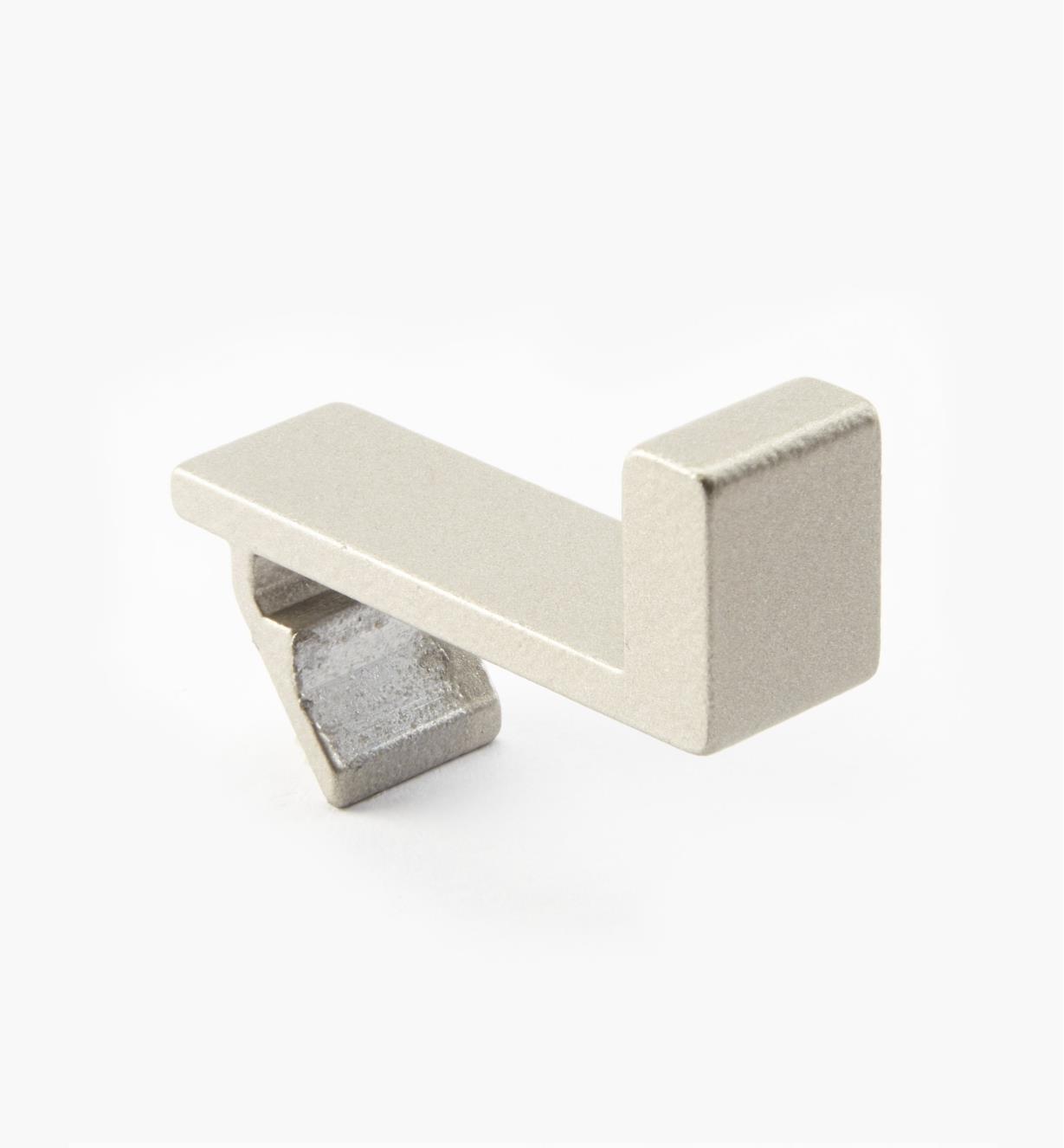 12K5127 - Crochet pour rail en aluminium, l'unité