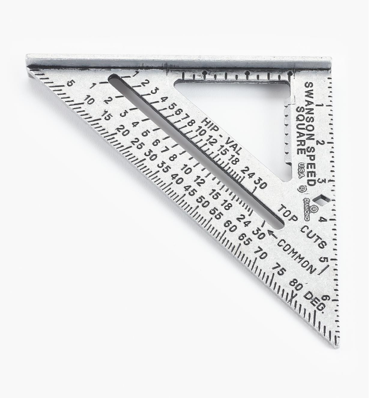 61N0202 - Standard Rafter Angle Square