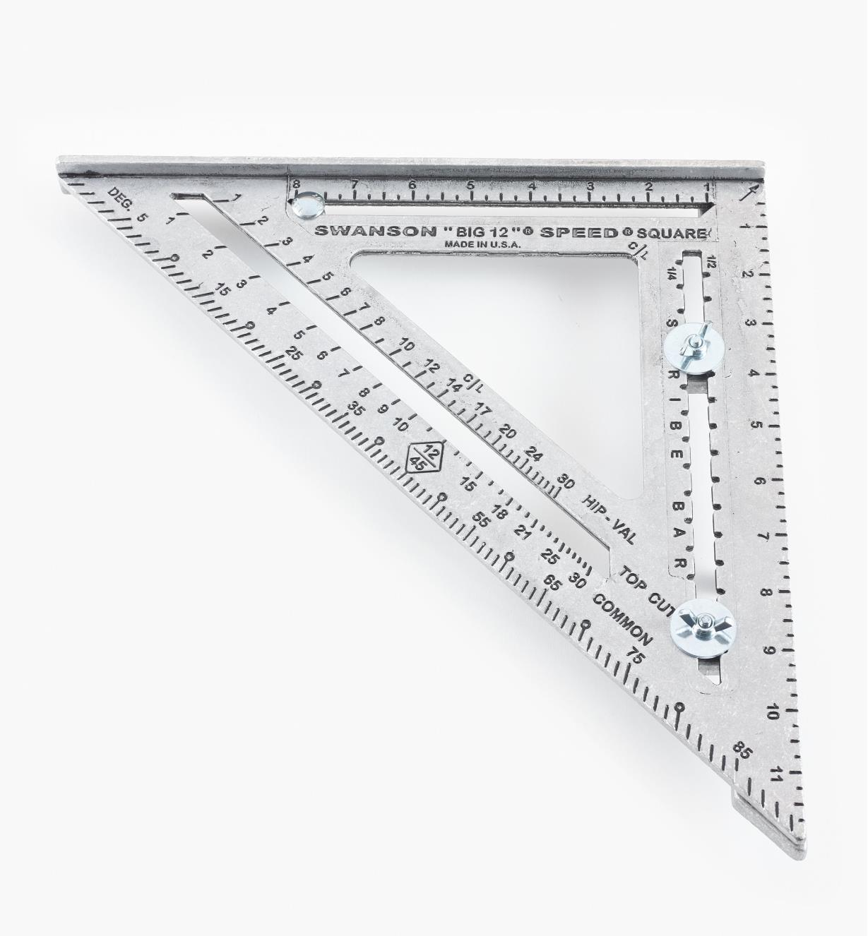 61N0204 - Large Rafter Angle Square