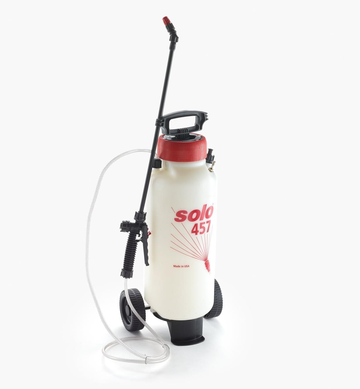 EL452 - Rolling Sprayer