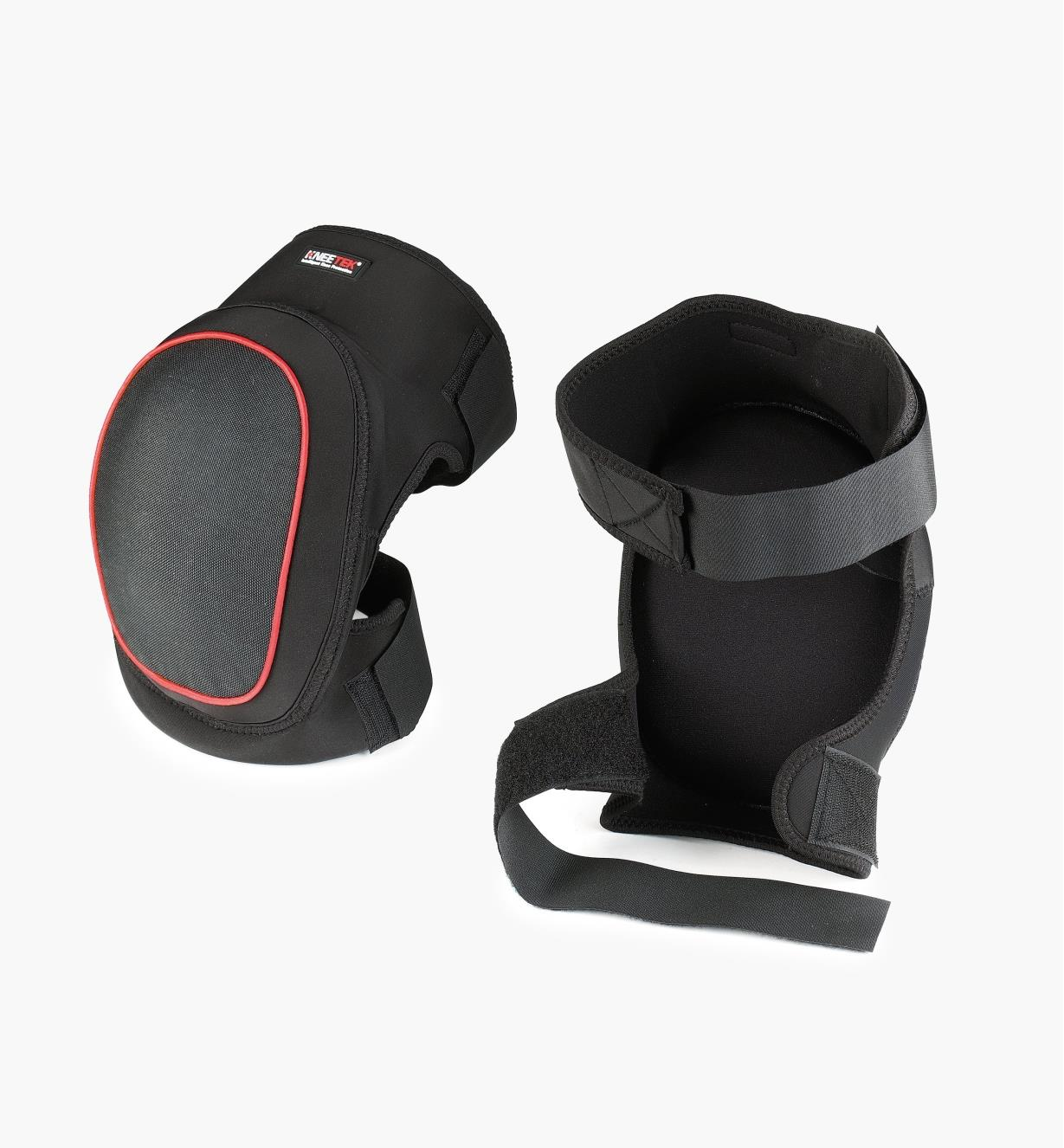 67K7437 - Safetek Soft Knee Pads, pr.