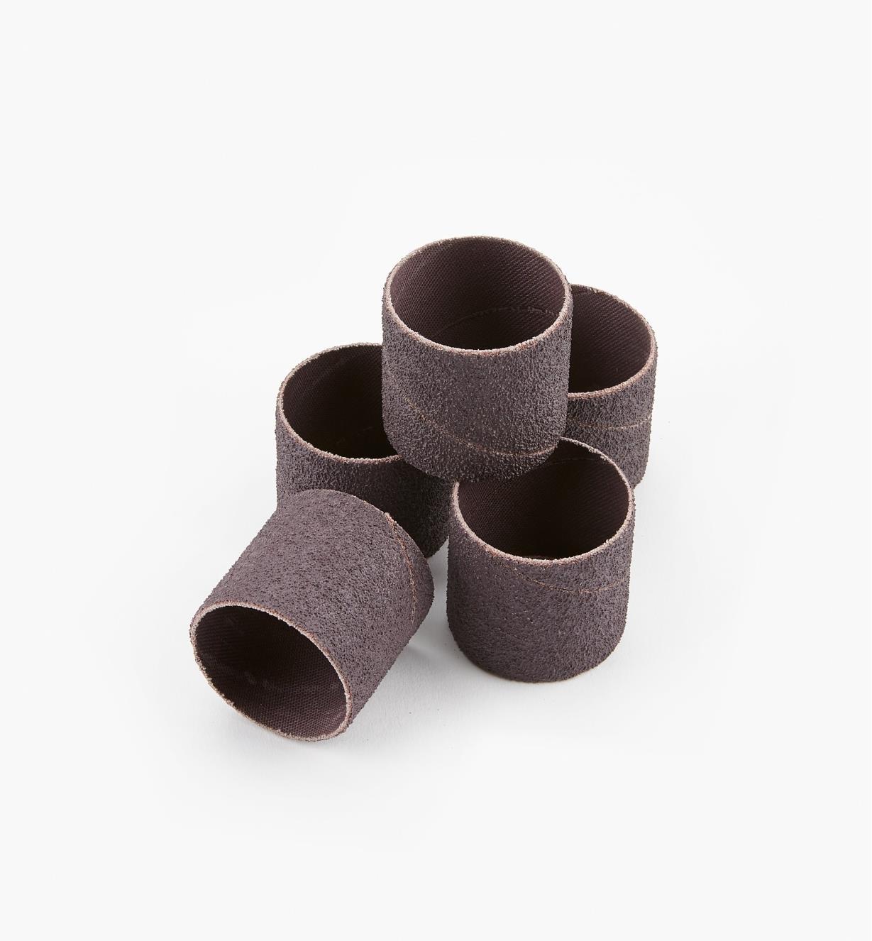 68Z0105C - Manchons gros grain, 11/2pox11/2po, lepaquetde5