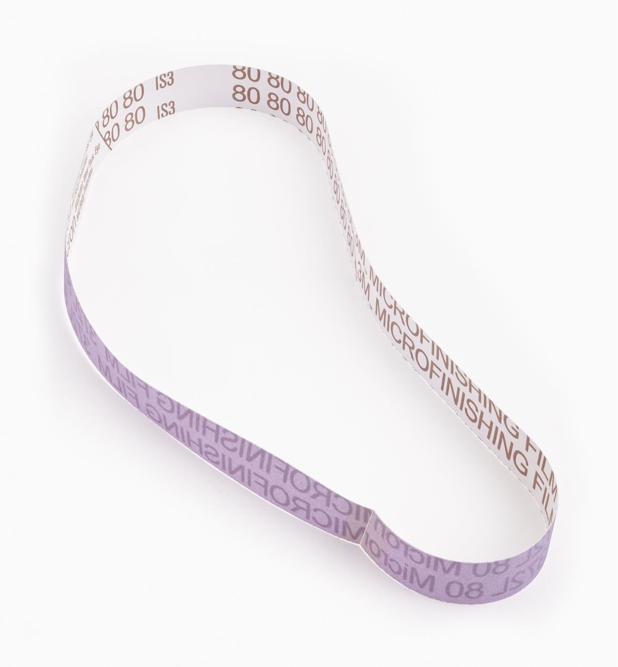 "05M3030 - 1"" x 30"" 180x Aluminum Oxide Grinding Belt"