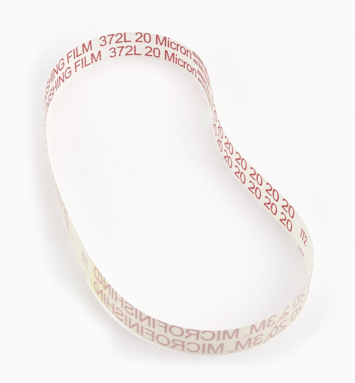 "05M3032 - 1"" x 30"" 500x Aluminum Oxide Grinding Belt"