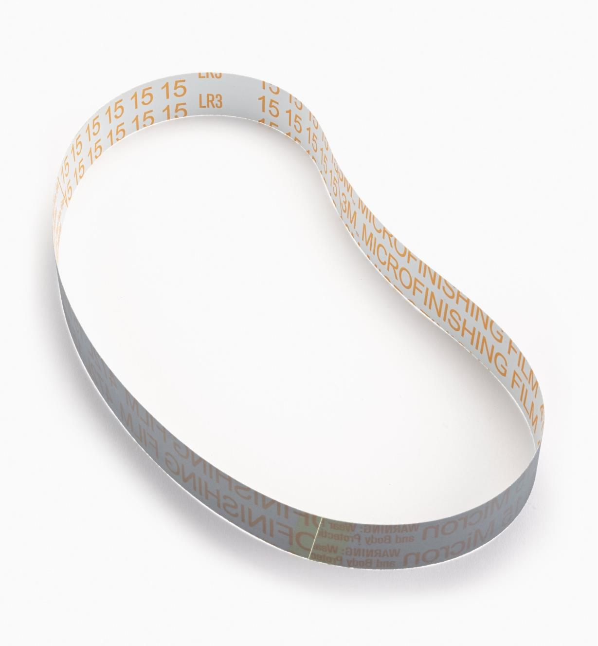 "54K9802 - 1"" x 30"" 15µ Silicon Carbide Belt"