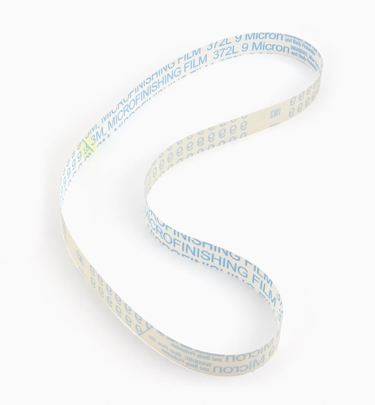 "54K9813 - 1"" x 42"" 1200x Aluminum Oxide Grinding Belt"