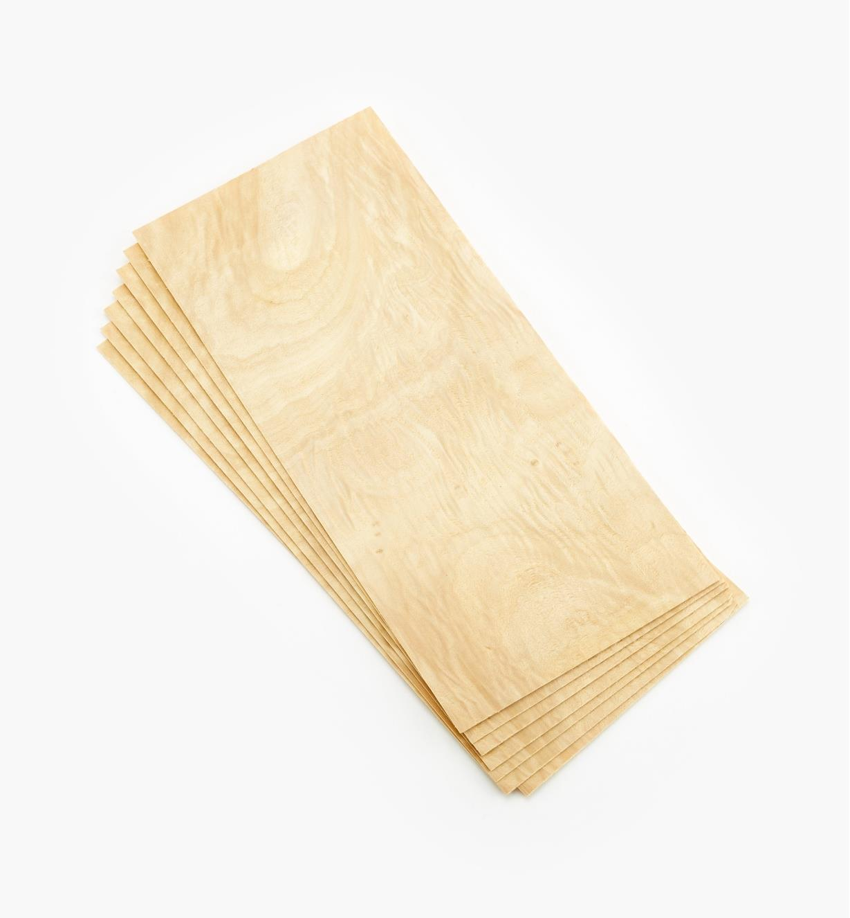 55K6410 - Quilted Maple, 3 sq.ft.