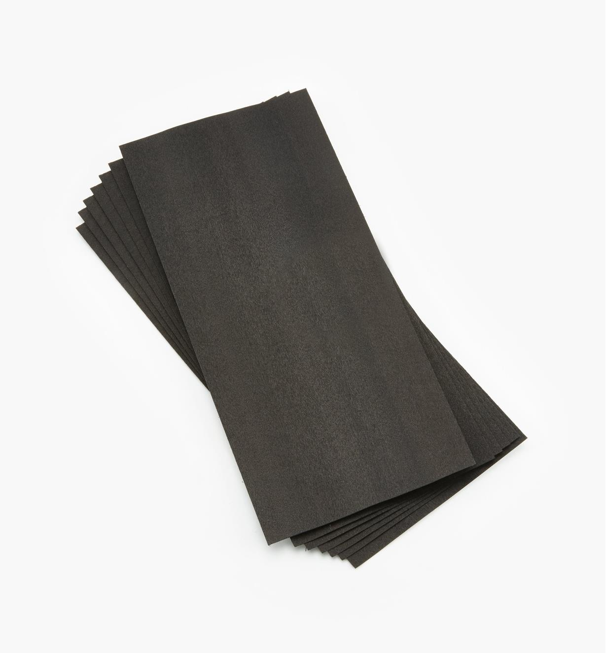 55K6420 - Dyed Black, 3 sq.ft.
