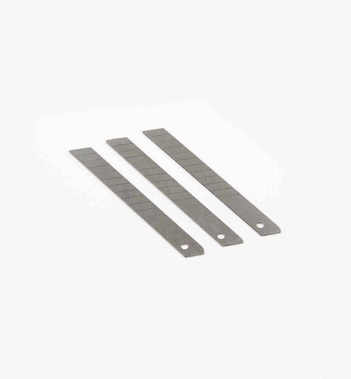 61N0332 - Pencil Blades, pkg. of 3