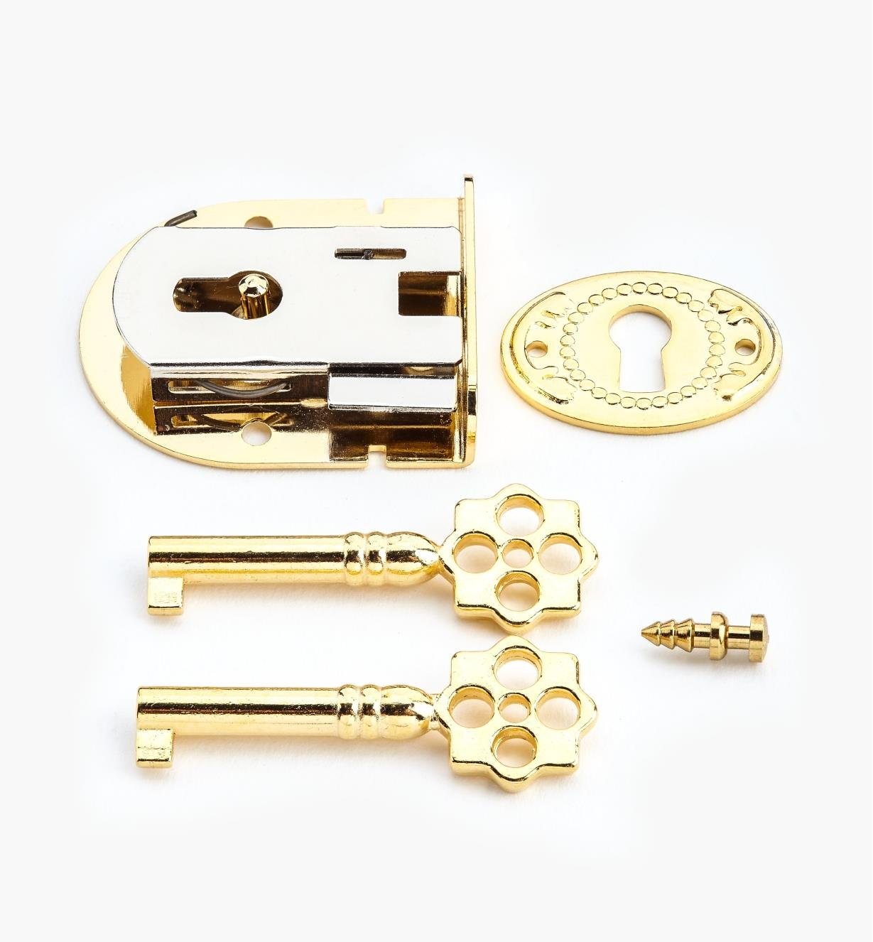 00D4590 - Small Box Lock