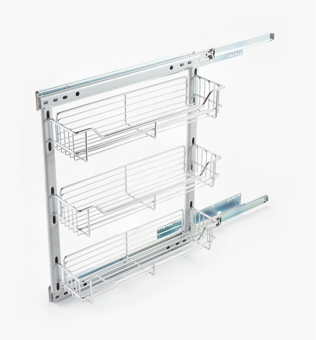 "12K1610 - 6 1/8"" Small Side-Mount Pullout"