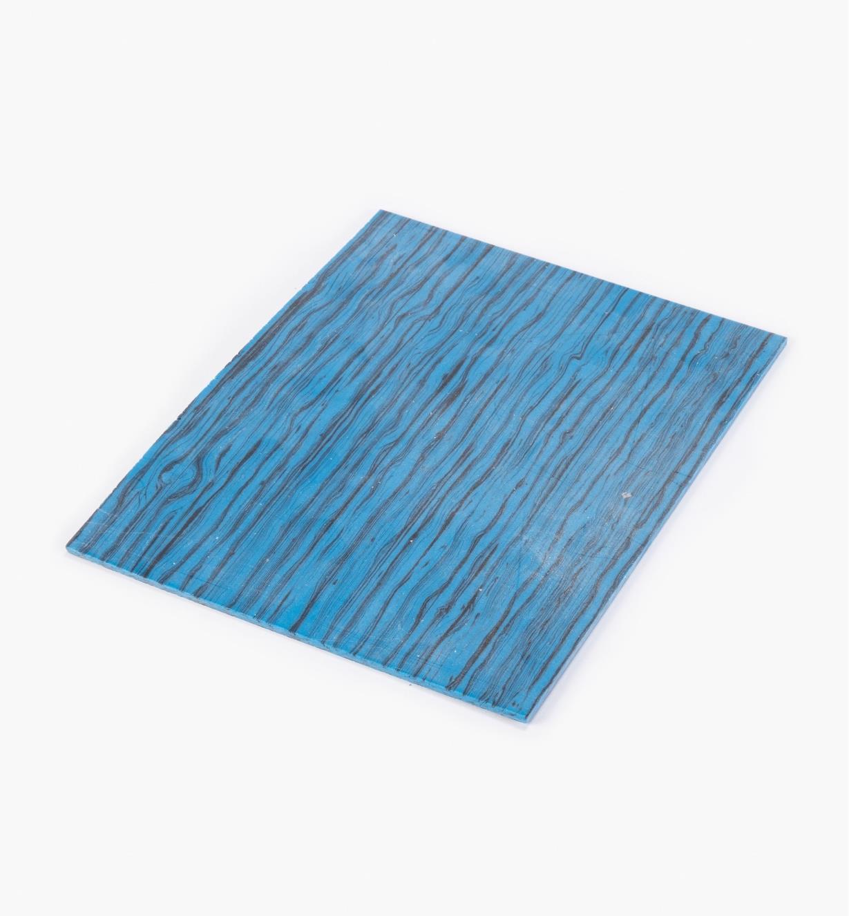 87K2106 - Simulated Cobalt Sheet, 23cm x 28cm x 3mm
