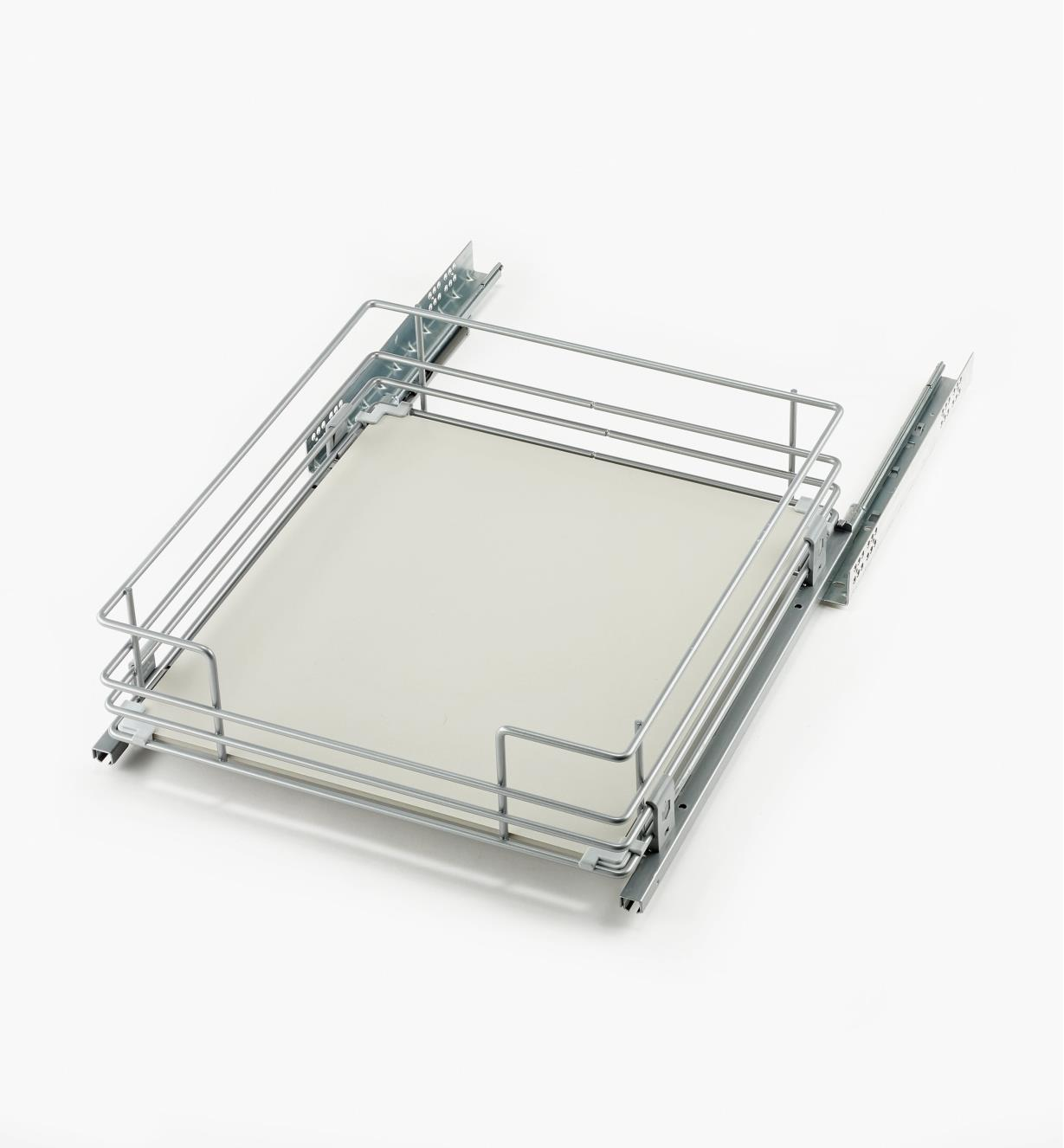 12K3081 - 410mm Solid-Bottom Pull-Out Drawer