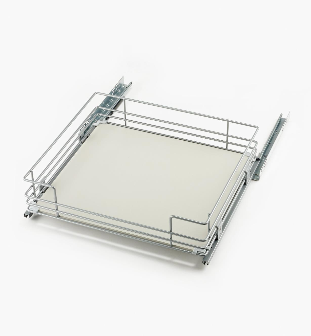 12K3082 - 510mm Solid-Bottom Pull-Out Drawer