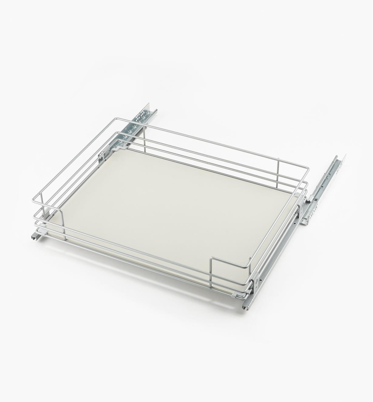 12K3083 - 610mm Solid-Bottom Pull-Out Drawer