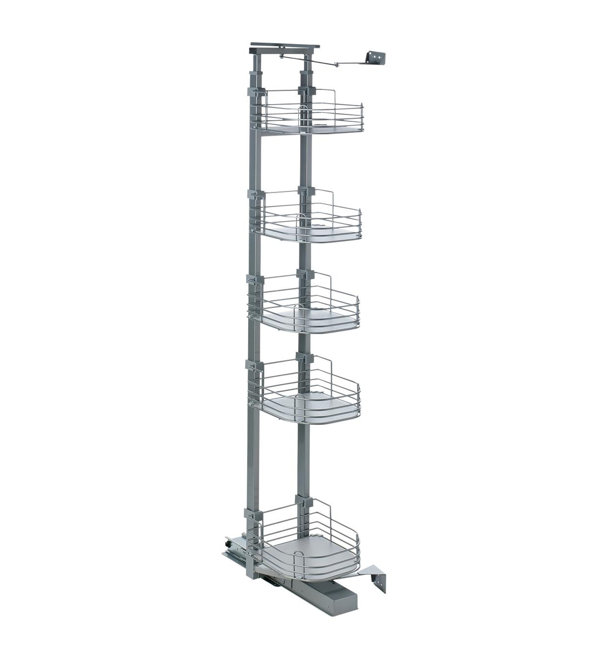 12K9960 - Solid-Bottom Hinged Pantry Unit
