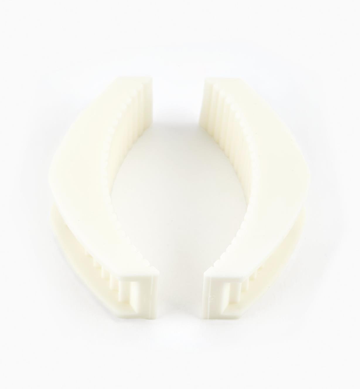 44K0611 - Replacement Round Jaws, Lg.