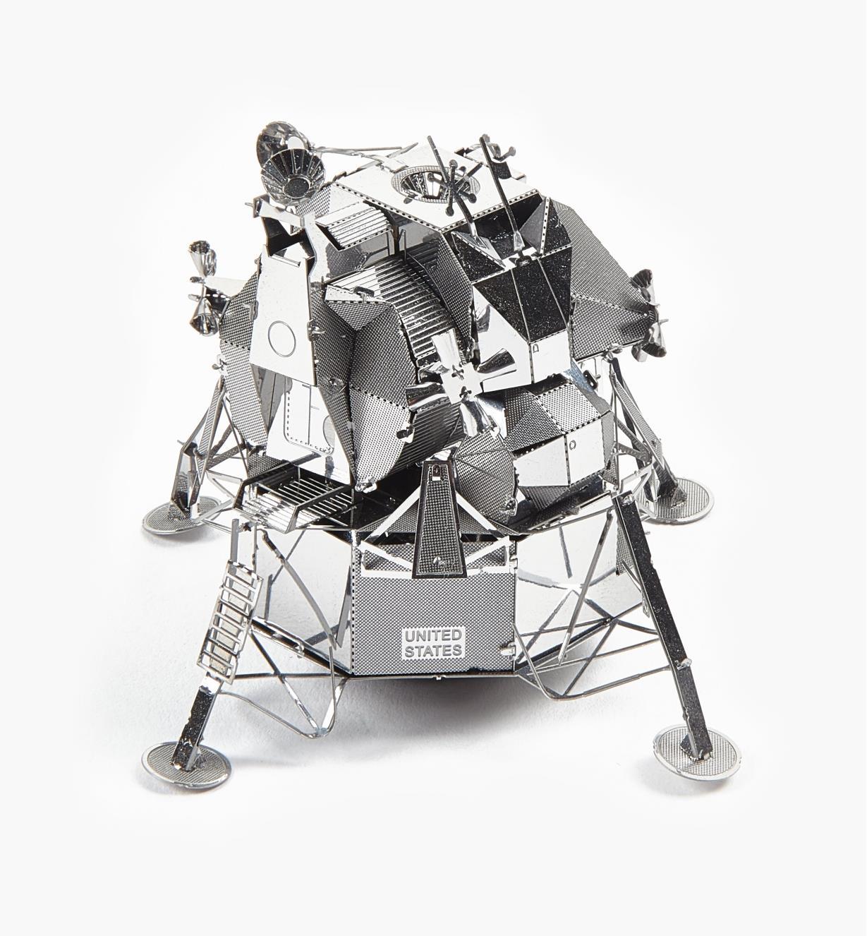 45K4075 - Modèle réduit en métal – Module lunaire Apollo