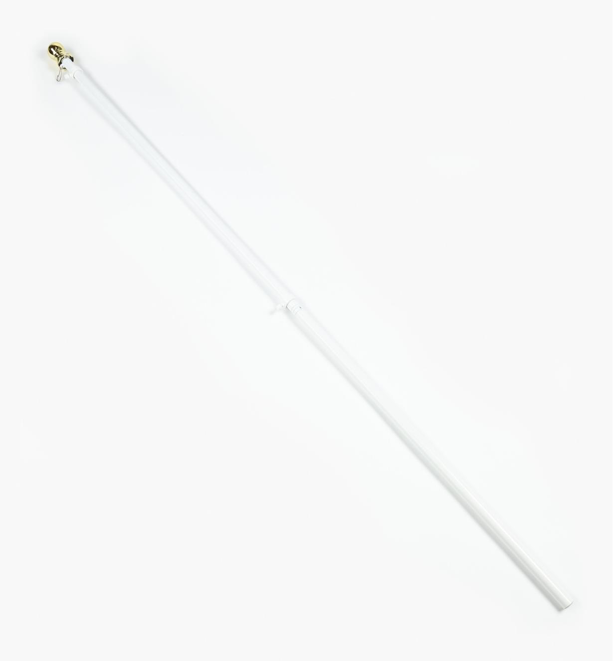 FP111 - Spinning Flagpole