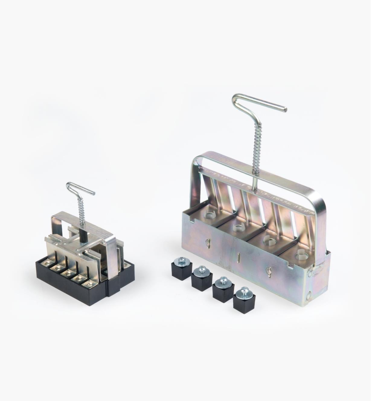 XK906 - Ensemble de presse-mottes