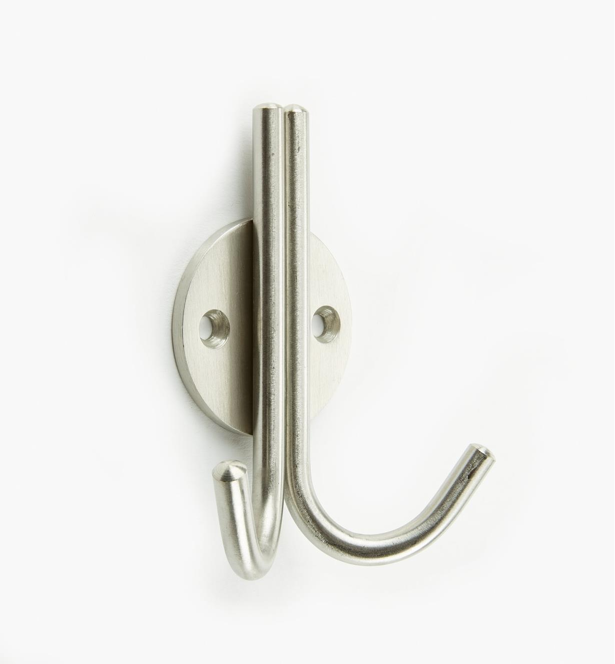 00S6020 - Stainless-Steel Double Hook