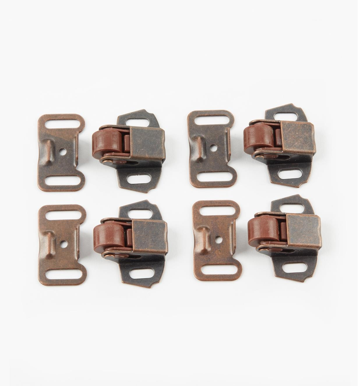 01L0301 - Spring Roller Catches, pkg. of 4