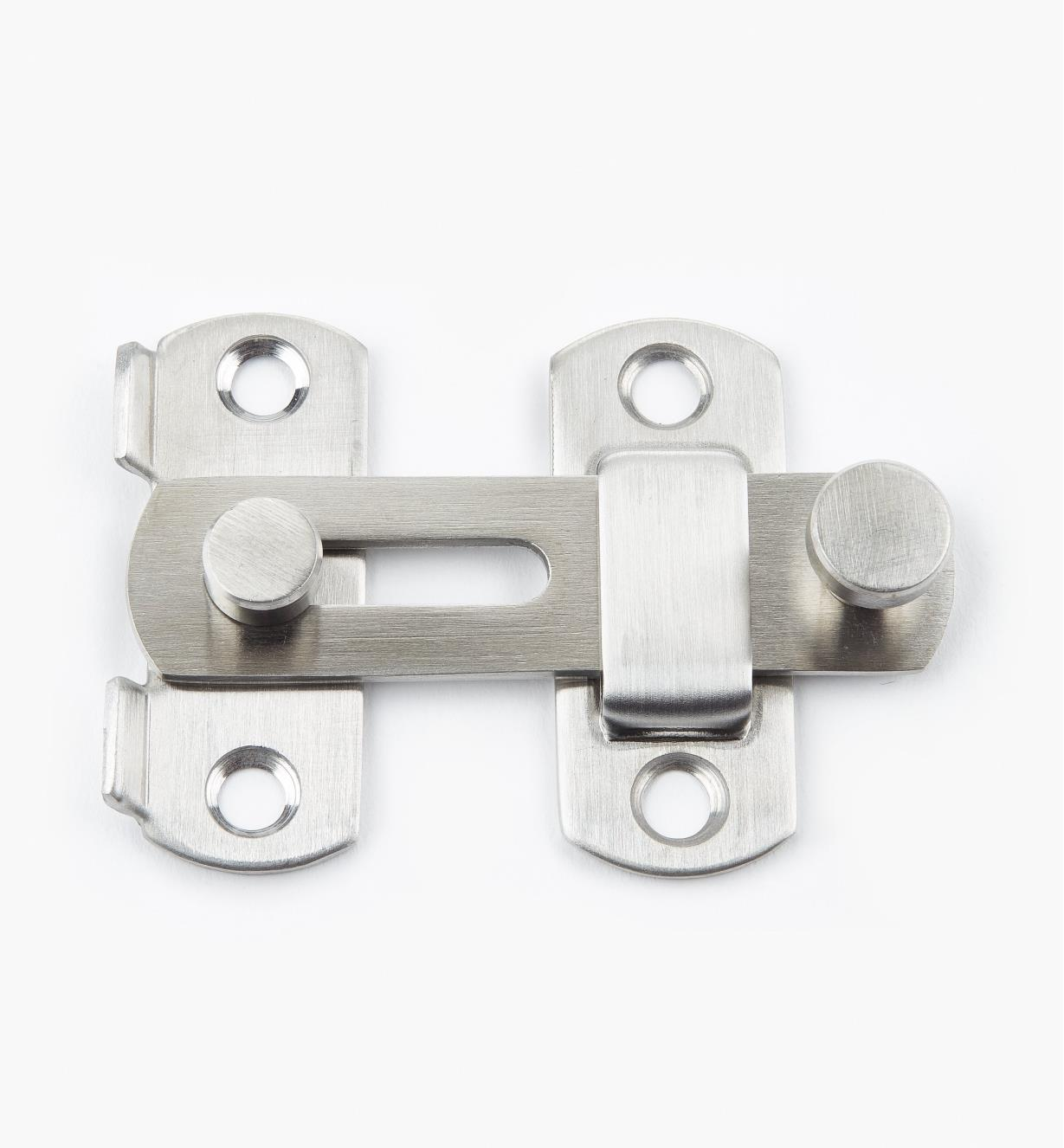 01W6320 - Small Stainless-Steel Shutter Latch
