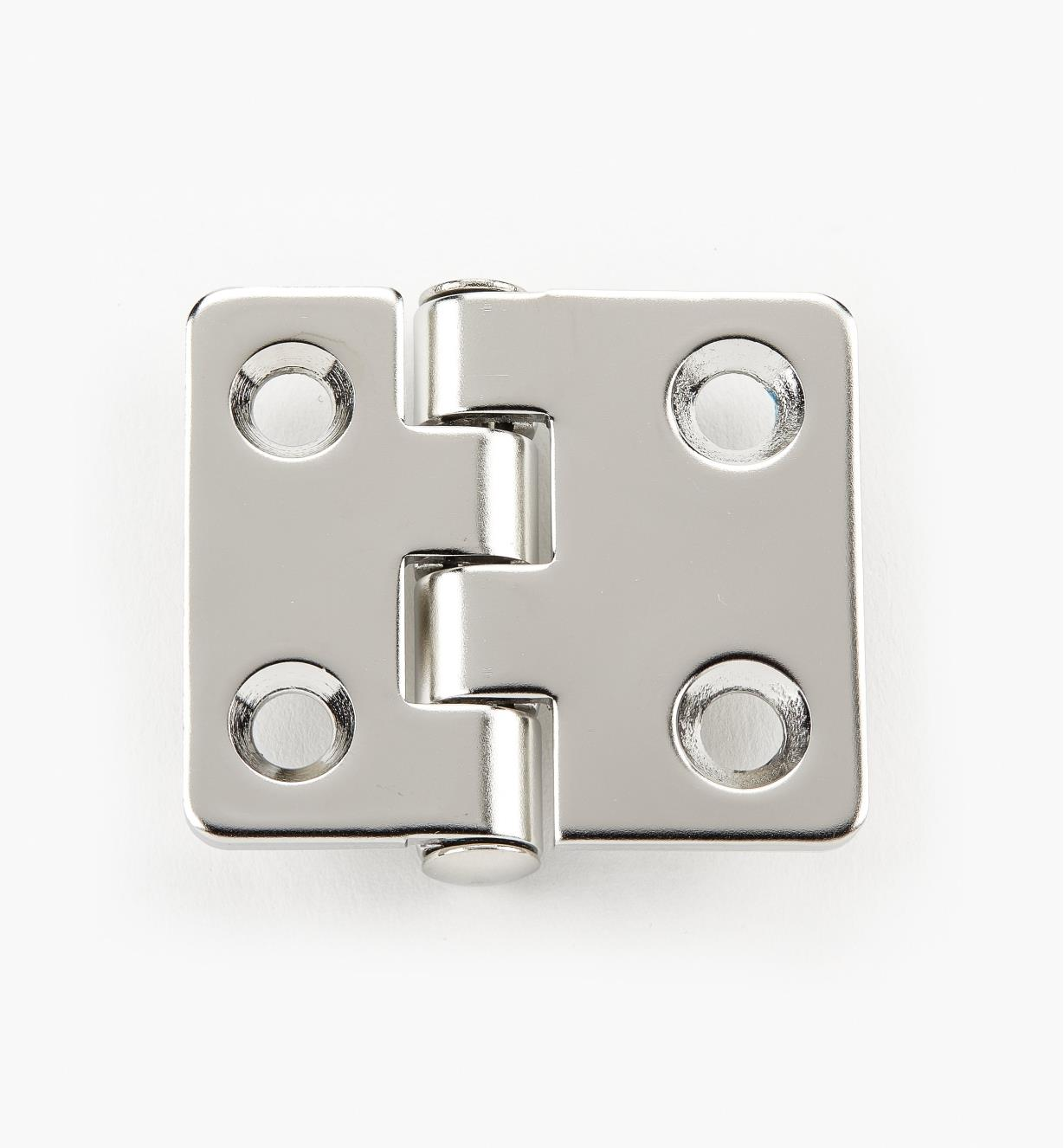01W9818 - 38mm x 19mm x 25mm Recessed/Flush Hinge