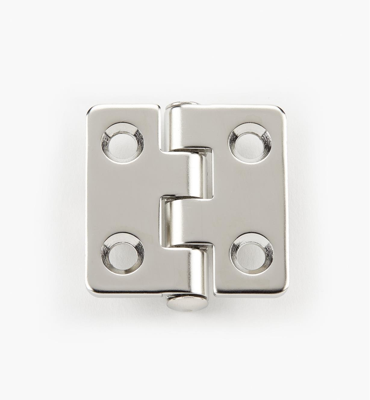 01W9850 - 38mm x 19mm x 19mm Recessed/Flush Hinge
