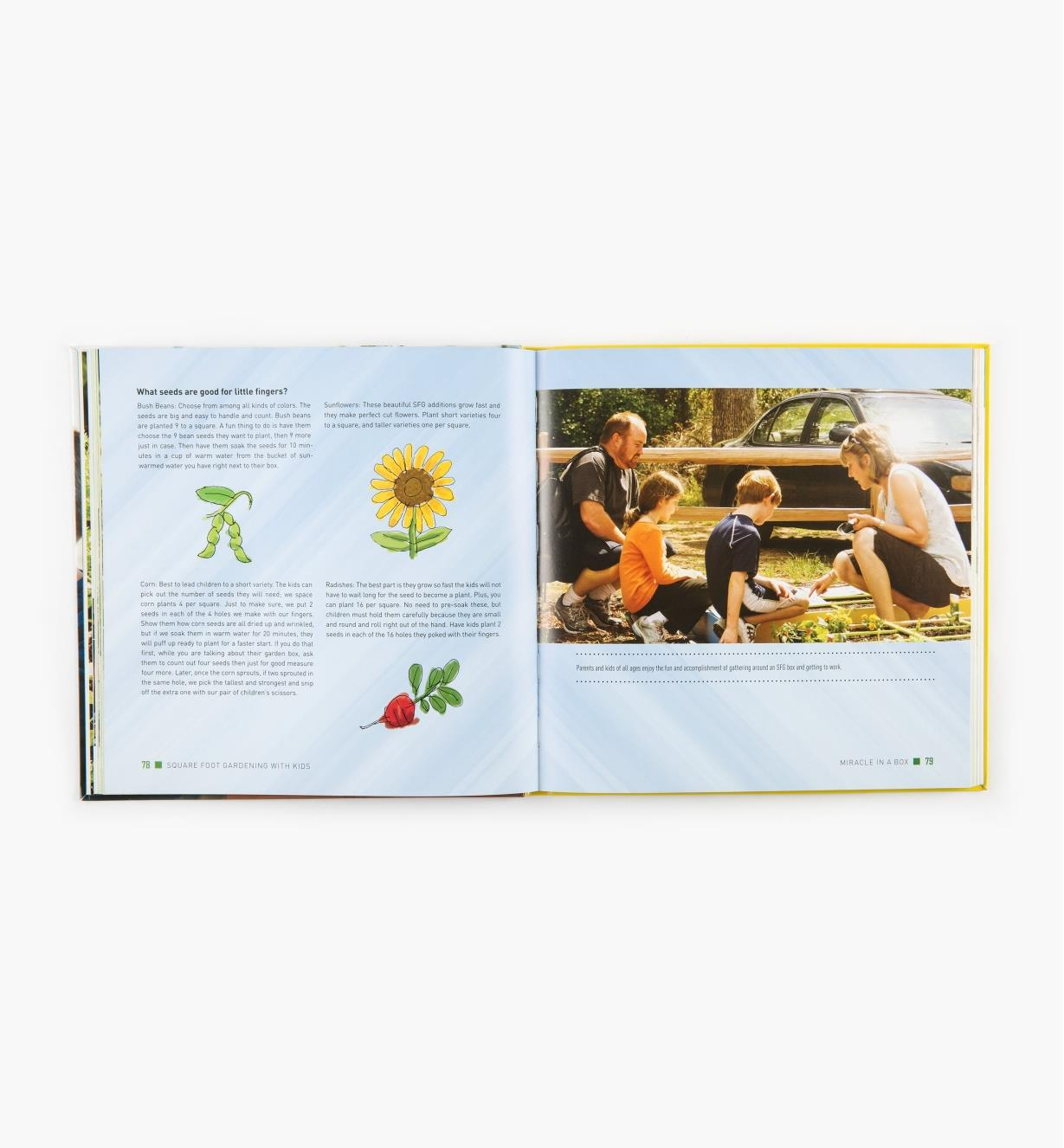 LA769 - Square Foot Gardening With Kids