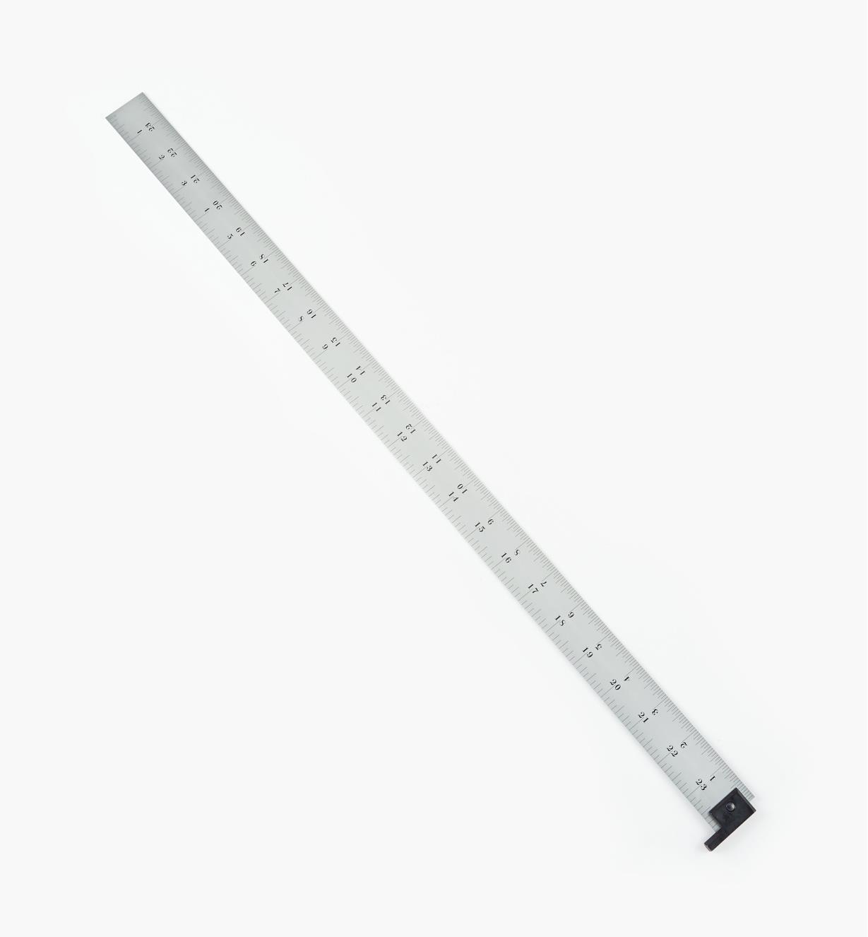 """30N0833 - 24"""" x 1 1/4"""" Hook Rule"""