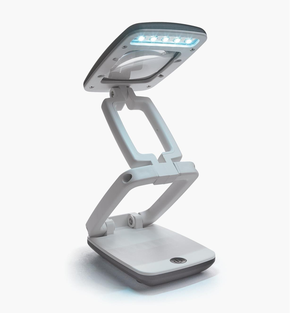 45K2709 - Stand-Up Folding LED Magnifier